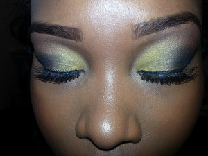 These eye are flirty and seductive..