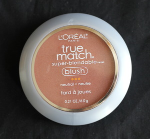 Loreal True Match blush in Apricot Kiss