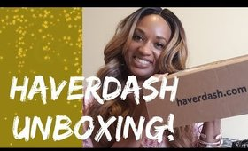 Haverdash #1 | Unboxing & Try On | Get $30 Off First Month