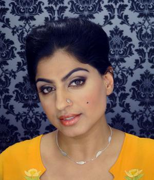 Recreated look: Actress: Neeru Bajwa