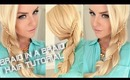 Braid In Braid Hair Tutorial