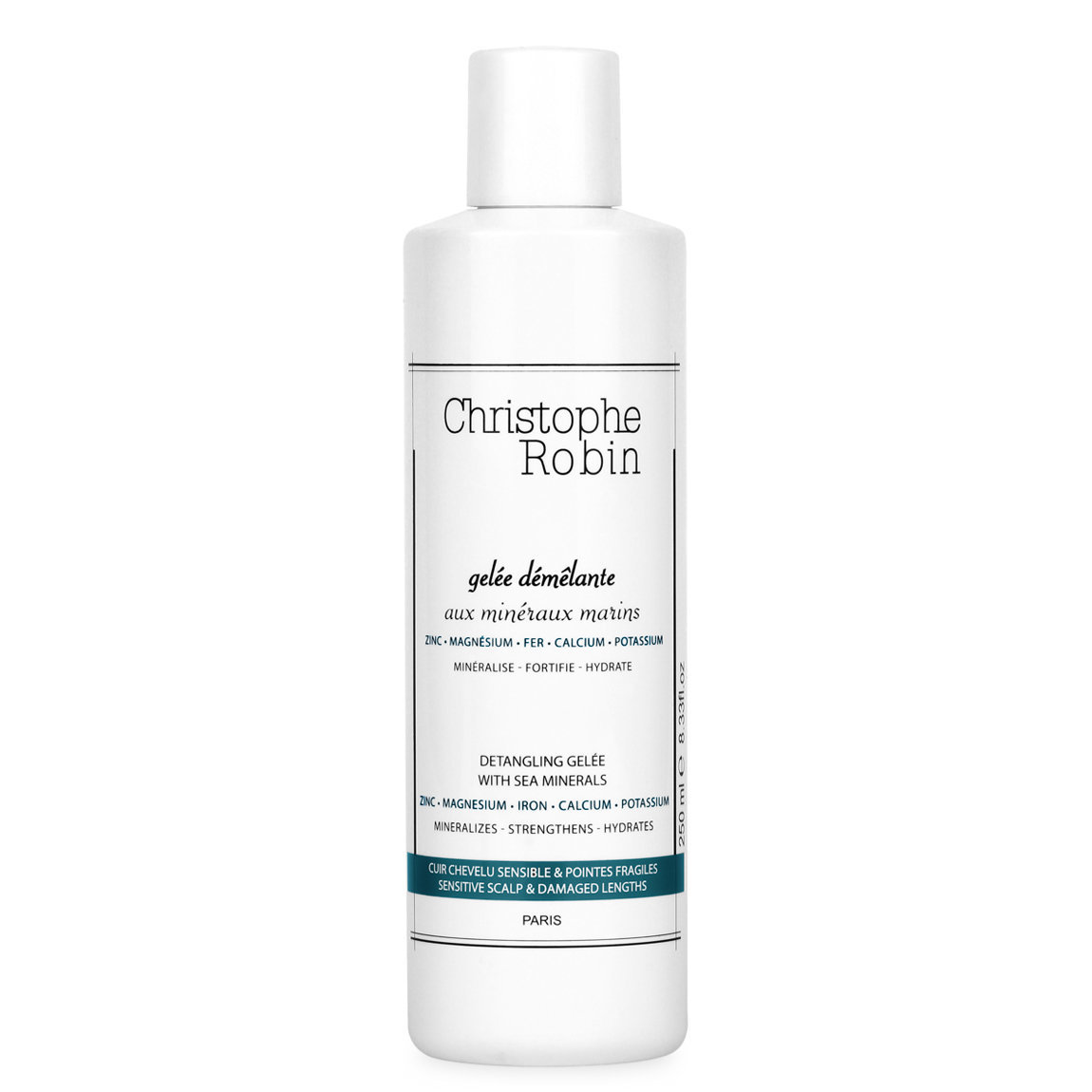 Christophe Robin Detangling Gelee with Sea Minerals alternative view 1 - product swatch.