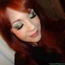 Shimmering Greens