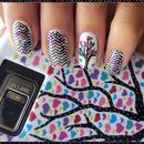 Heart Tree Nails