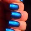 Matte Blue Ruffian