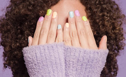 Nail It With These Trending Abstract Designs