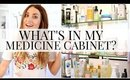 What's in my Medicine Cabinet? (Skincare Overload!) | Kendra Atkins