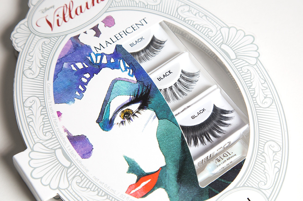 Ardell Disney Villains False Lash sets