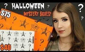 JEFFREE STAR PREMIUM & DELUXE HALLOWEEN MYSTERY BOX UNBOXING!