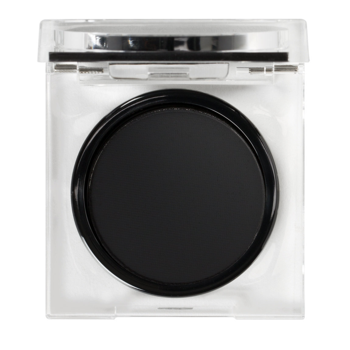 Natasha Denona Blackest Black Eyeshadow Matte alternative view 1 - product swatch.