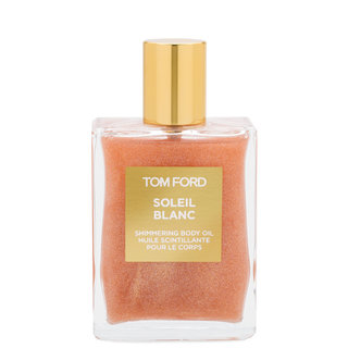 Soleil Blanc Shimmering Body Oil Rose Gold