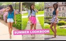 Summer Lookbook 2015 ☀️ Thalita Makes