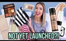 What's NEW at the DRUGSTORE & SEPHORA?! || New Makeup I've Bought + PR Haul