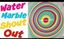 HOW TO: RAINBOW WATER MARBLE