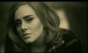Adele - Hello Official Music Video Inspired Makeup