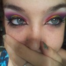 arabic rainbow eyes