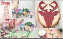 DIY Holiday Room Decor! Cute & Cheap Decorations!