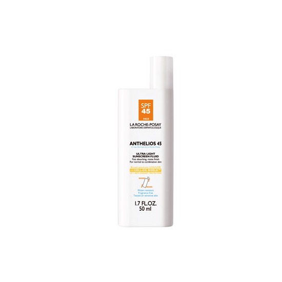La Roche Posay Anthelios 45 Ultra Light Fluid For Face