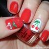 Cherry Pop Nails