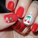Cherry Pop Nails