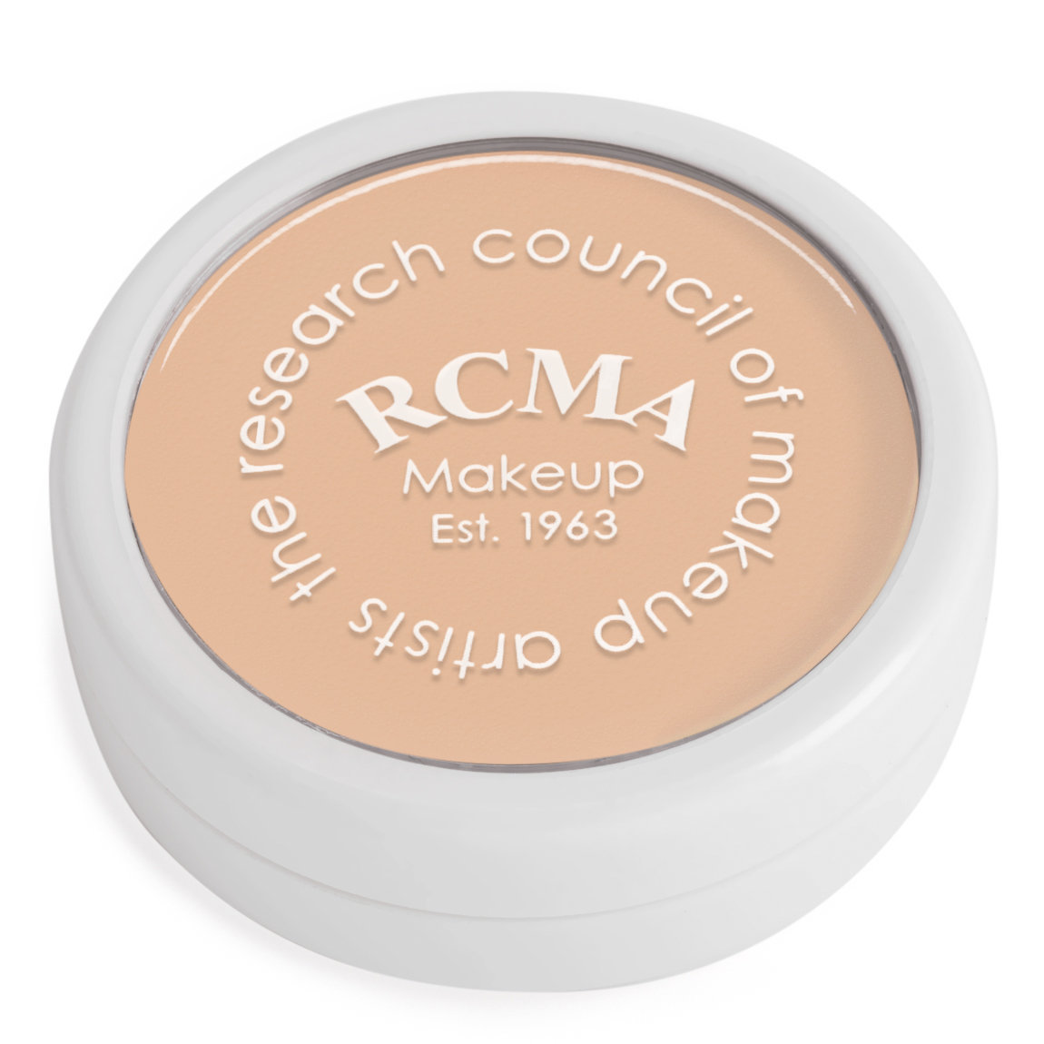 RCMA Makeup Color Process Foundation KA Series KA-1 1/2 oz