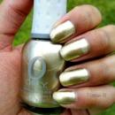 Orly Luxe <3 A gorgeous metallic gold