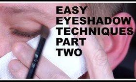 HOW TO APPLY EYESHADOW LIKE A PRO - BEGINNER FRIENDLY!
