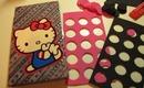Hello Kitty: Homemade 30-well Palette PART 1