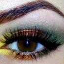 Copper,green,yellow