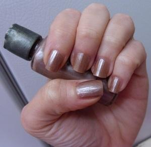 Tuff Scent Cinnamon scented polish :)