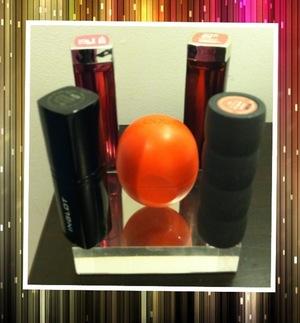 Part 1: My Current Must Have lipsticks & Eos Summer Fruit Lip Balm Nov '11