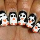 The Penguin Family