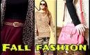 Fall Fashion   3 Outfit Ideas