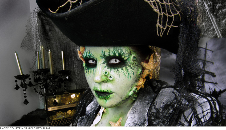 Get To Know The World S Most Incredible Halloween Makeup Maven Beautylish