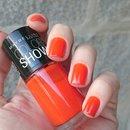 Orange Attack - Maybelline.