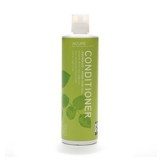Acure Organics lemongrass + argan stem cell conditioner