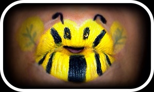 My version of the Bee Lips