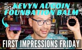 Kevyn Aucoin Foundation Balm First Impressions Friday | mathias4makeup