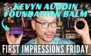 Kevyn Aucoin Foundation Balm First Impressions Friday   mathias4makeup