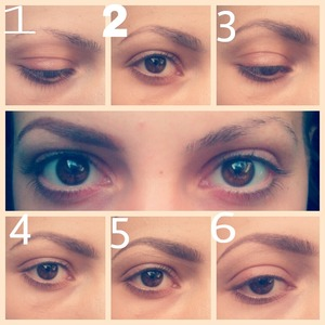 step1. prep eyebrow by brushing through it. step2. with a eyebrow pencil, outline the shape you want. step3. fill in a bit with the browpencil into the eyebrow and even it out with a brush. step4. fill the eyebrown with a powder in the same color. step5. clean it the outline up with a skinetoned concealer. so the shape gets smooth.
