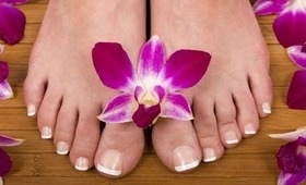 How to get soft, callous free feet!! Easy all natural home remedy PHILLYGIRL1124 on YouTube!!