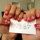 Red Tips by Heera