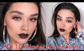 My 10 Minutes Face makeup tutorial