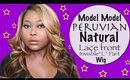 "Model Model Peruvian Natural ""Alpine Meadow"" Lace Front Wig"