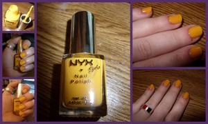 Nyx Girls My Sunshine Polish