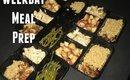 Weekday Meal Prep   Lunch & Dinner