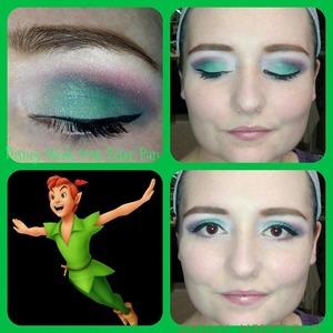 Day four in my Disney Week series, Peter Pan.