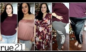 Rue21 Plus Size Try-On Haul
