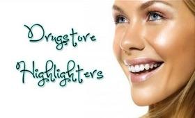 Drugstore Highlighters