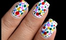 Color Spots ! Nail Art Designs How To With Nail designs and Art Design About Cute Beginners Nails